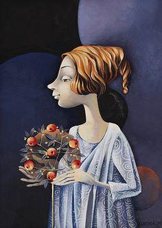 "Aurika Piliponiene      ANGELIUKAS / ""Baby Angel""  2014"
