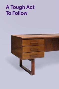 Distinct desks in an exciting range of styles, from Directoire to Mid-Century Modern.