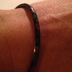 Bracelet Gorgeous cloisonné bangle. Photo doesn't adequately show the beauty of this bracelet. Vintage Jewelry Bracelets