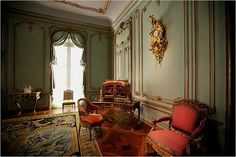 French Interior. Met Museum.