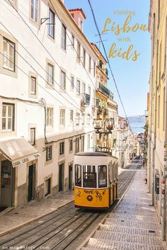 10 Tips for Visiting Lisbon with Kids | Things to do with kids in Lisbon, Portugal