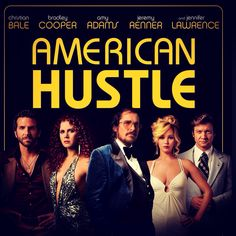 American Hustle  SAG Award The Best Cast Ensemble 果然非浪得虛名