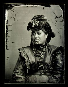 Object: 'Queen Emma', Thames | Collections Online - Museum of New Zealand Te Papa Tongarewa