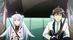 Isla-chan and Mizugaki Tsukasa Plastic Memories, Human Emotions, Science Fiction, Avatar, Anime, Character Design, Japanese, Manga, People