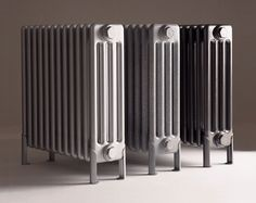 View our traditional cast iron radiators, steel and aluminium column designs in Victorian, Edwardian and classic styles. Electric Radiators, Cast Iron Radiators, Traditional Radiators, Stainless Steel Radiators, Hydronic Heating, Column Radiators, Long House, Tudor Style Homes, Column Design