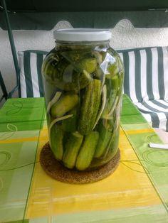 Preserves, Pickles, Cucumber, Canning, Food, Preserve, Essen, Preserving Food, Meals