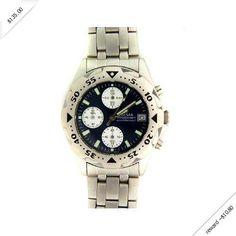 Pulsar Men's Chronograph Collection Watch PJN207X