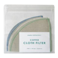 CLOTH FILTER | IFNi ROASTING & CO. ONLINE SHOP