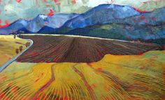 Miroslav Bucher olej 50x70 Portret zeme Miro, Painting, Painting Art, Paintings, Paint, Draw