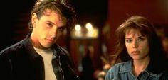 """""""Krzyk"""" (1996) = """"Scream"""" (1996), Skeet Ulrich as Billy Loomis"""
