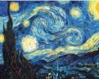 Vincent Van Gogh  considered the greatest after Rembrandt, and one of the greatest of the Post-Impressionists. The striking colour, emphatic brushwork, and contoured forms of his work powerfully influenced the current of Expressionism in modern art. Van Gogh's art became astoundingly popular after his death, especially in the late 20th century, when his work sold for record-breaking sums at auctions around the world and was featured in blockbuster touring exhibitions.