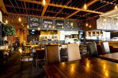 NUSR-ET Steakhouse United Arab Emirates Dubai #restaurant #cafe Restaurant Interior Design, United Arab Emirates, Store Design, Dubai, Cafe Restaurant, Seafood, Home Decor, Ideas, Restaurant Design