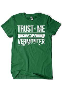 vermonters ARE trustworthy!