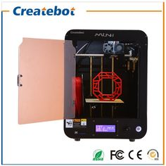 680.00$  Buy here - http://alihes.worldwells.pw/go.php?t=32432724662 - Createbot 3D Printer Desktop  with Heatbed, LCD Screen, Single-extruder 680.00$