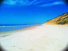 Deserted beach | Huelva | Spain