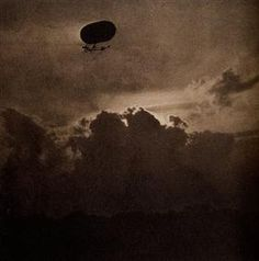 The Dirigible - Alfred Stieglitz