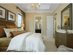Traditional Bedroom - Naples, Florida