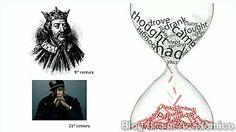 A matemática da história