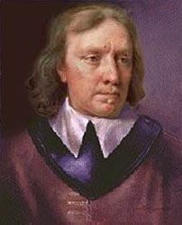 Oliver Cromwell became the Lord Protector after Charles 1 was executed.  By 1646, England was ruled solely by Parliament, although the king was not executed until 1649.The Lord Protector died on September 3, 1658, naming his son Richard as successor.