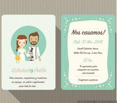 Las 101 Mejores Imágenes De Tarjetas De Casamiento Tarjeta
