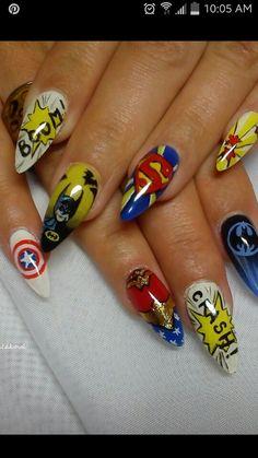fun! I think my boyfriend would like those if only bc he's a batman fan