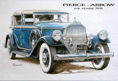 Пиърс 1931 | Classic Европейския кола