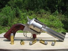 Freedom Arms Revolvers www.blinkknives.com