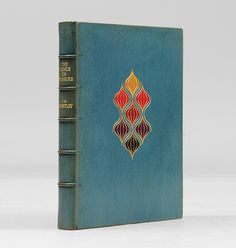 Joseph Zaehnsdorf blue full leather bookbinding
