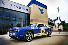 West Virginia State University Police, Dodge Challenger