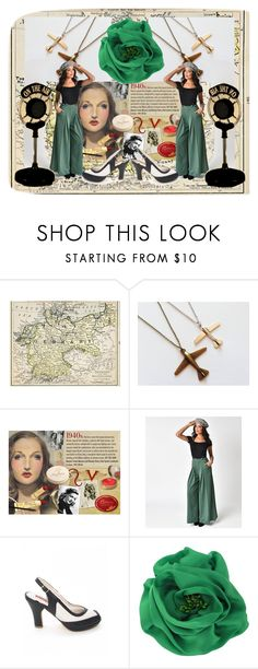 """On The Air"" by beccastar28 ❤ liked on Polyvore featuring Campbell's Melange and Voodoo Vixen"