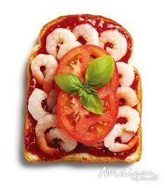 소울드레서 (SoulDresser)   간단하게 즐기는 오픈 샌드위치 - Daum 카페