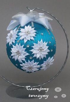 Оригинальные елочные шары