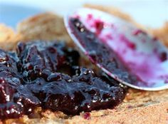 Black and Blue Berry Jam Recipe...Wild Blackberries make the best Jam and Preserves.