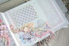 Блог о скрапбукиге, семейные альбомы ручной работы от Кристины Пешко.