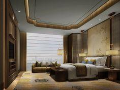 Stunning Modern Mansions – Modern Home Elegant Interior Design, Apartment Interior, Gorgeous Bedrooms, Luxurious Bedrooms, Residential Design, Modern Bedroom, Mansion Bedroom, Bungalow Design, Master Bedroom Interior