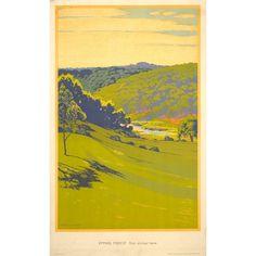 Epping Forest - Walter E Spradbery (1930)