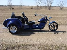 Custom VW Trike !