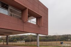 Biblioteca de São Paulo - Fotografia de Arquitetura do curso Técnico em Processos Fotográficos do Senac Lapa Scipião - Luiz Henrique Fotografia