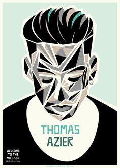 GigPosters.com - Thomas Azier