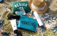 Sprinkles on a cupcake: What's in my beachbag...