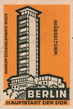 Berlin Müggelturm