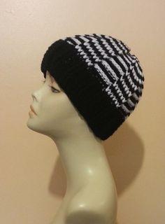 Crocheted Beanie Hat  Crochet Skullcap Beanie  by jazzicrafts ♡