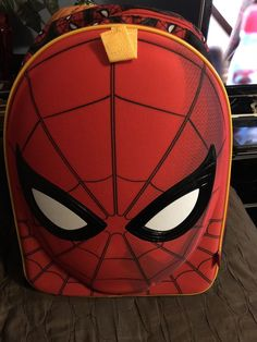 bcf88310b8f9 Marvel Spider-Man kids bookbag Front zipper pocket Zipper closure Great  condition Pet free/smoke free home