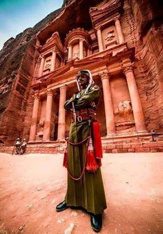 Petra ,Wellcom to jordan ♡