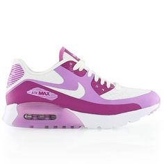 best cheap 05a25 16a69 nike W AIR MAX 90 ULTRA BR white fuchsia