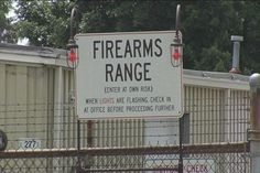 Weapons instructor accidentally shoots self