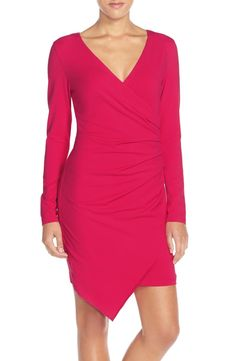 Adelyn Rae Ruched Jersey Sheath Dress available at #Nordstrom