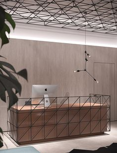 Modern And Cozy Office Interior Design Ideas To Makes You Feel Comfortable 15 Design Room, Coperate Design, Lounge Design, Design Ideas, Design Trends, Commercial Interior Design, Office Interior Design, Commercial Interiors, Office Interiors