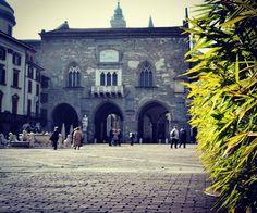Piazza Vecchia, Città Alta - Bergamo