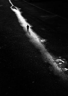 Shining road by makoto saito on 500px